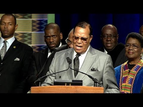 Remembering Marion Barry: Minister Louis Farrahkhan speaks