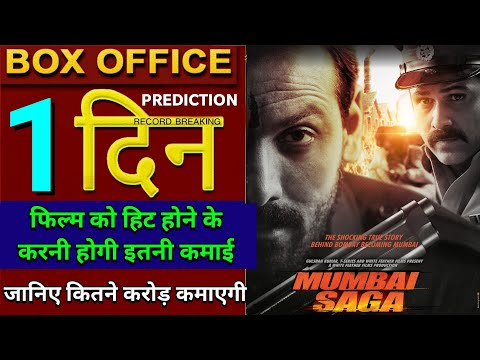 Mumbai Saga Box Office collection, John Abraham, Emraan Hashmi, Kajal Agarwal, Budget #MumbaiSaga