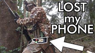 Lost my Phone on BIG Milsim in Europe! (1500 people!)