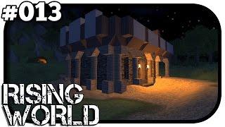 RISING WORLD #013 - Holz und Stein soll es sein [German]