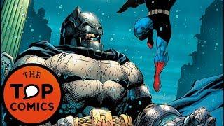 Los mejores comics: El fin de Dark Knight Returns