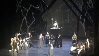 Peter Bording sings John Proctor in The Crucible (Robert Ward)