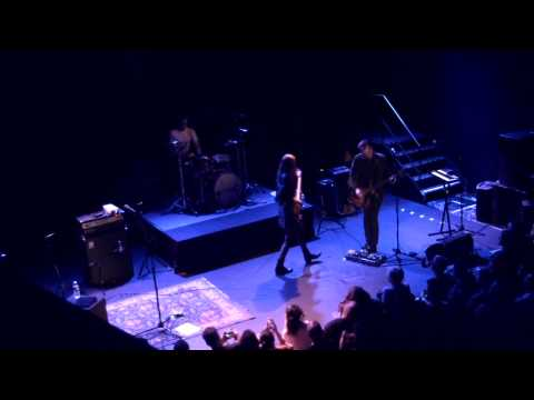 Videopoem The Laughter of The Both Aimee Mann and Ted Leo Live