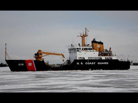 CGC ALDER Harbor Work