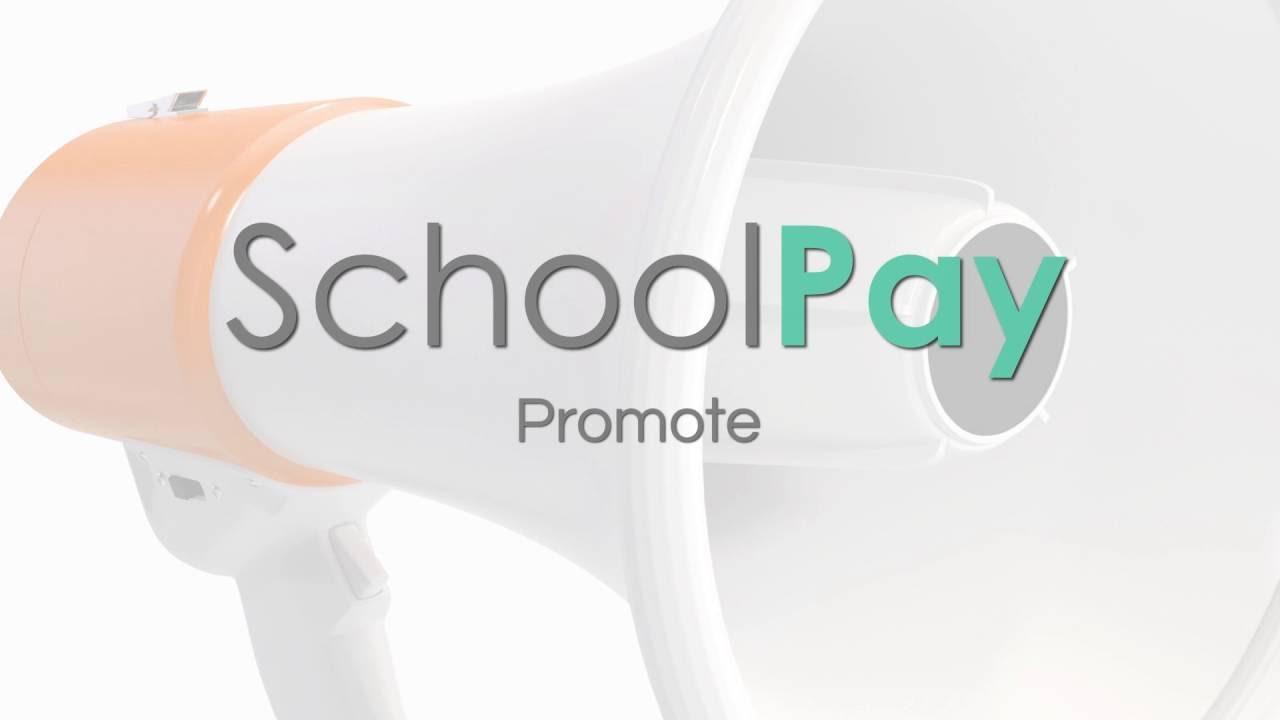 SchoolPay Training Series: Promote Module - YouTube