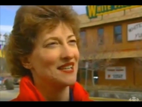 (2000) Pat Duncan 1st Female Premier of Yukon & Liberal Leader