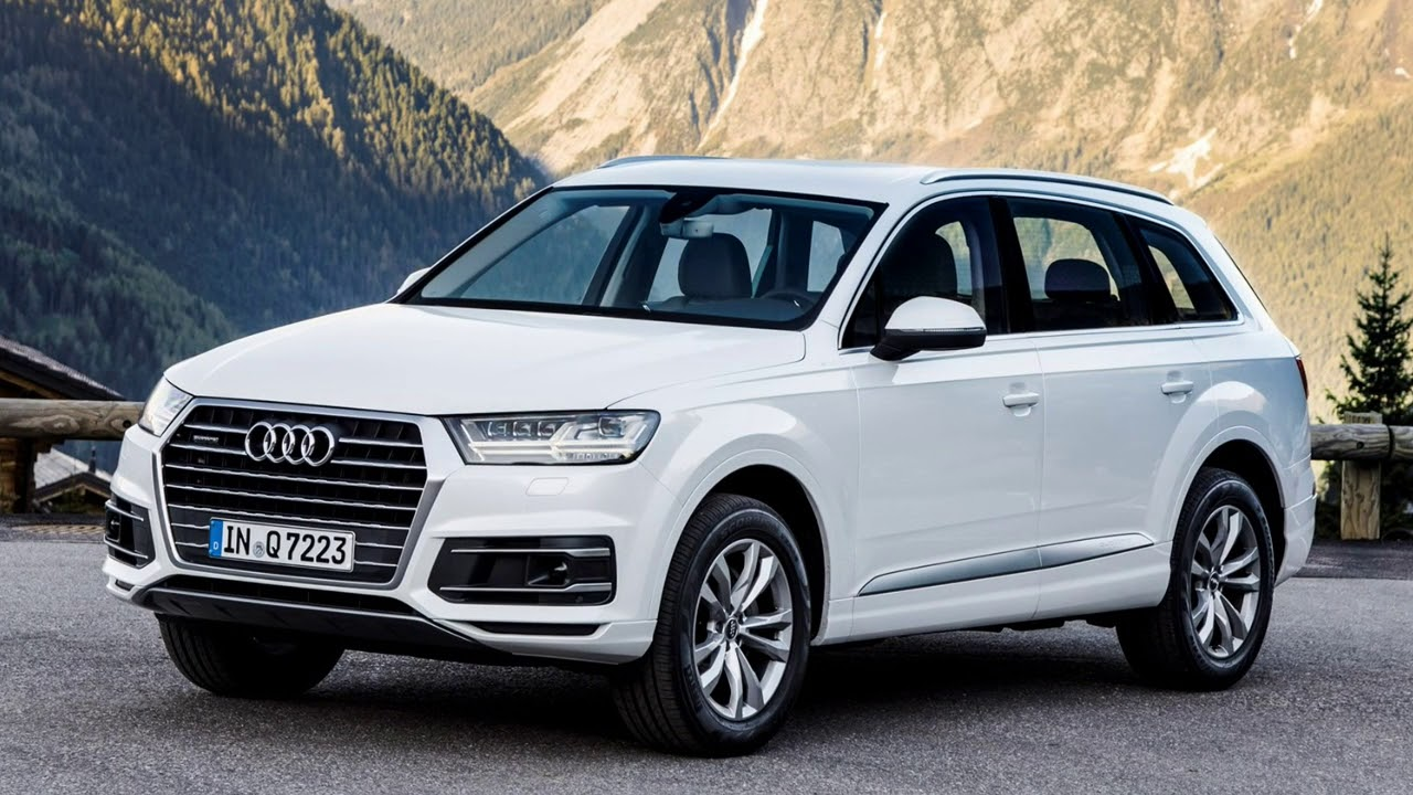 Audi Q7 2018 Car Review