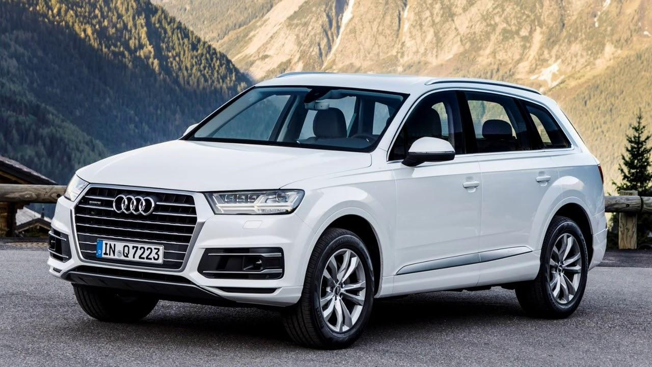 Audi Q7 2018 Car Review - YouTube