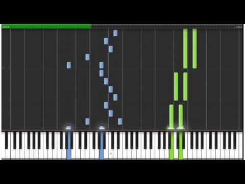 [Piano Tutorial] Bleach - Soundscape To Ardor [Piano Tutorial]