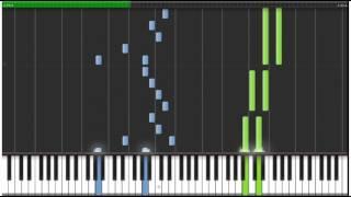 [Piano Tutorial] Bleach - Soundscape To Ardor