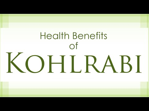 Health Benefits of Kohlrabi Amazing and Super Vegetables Benefits of Wellness