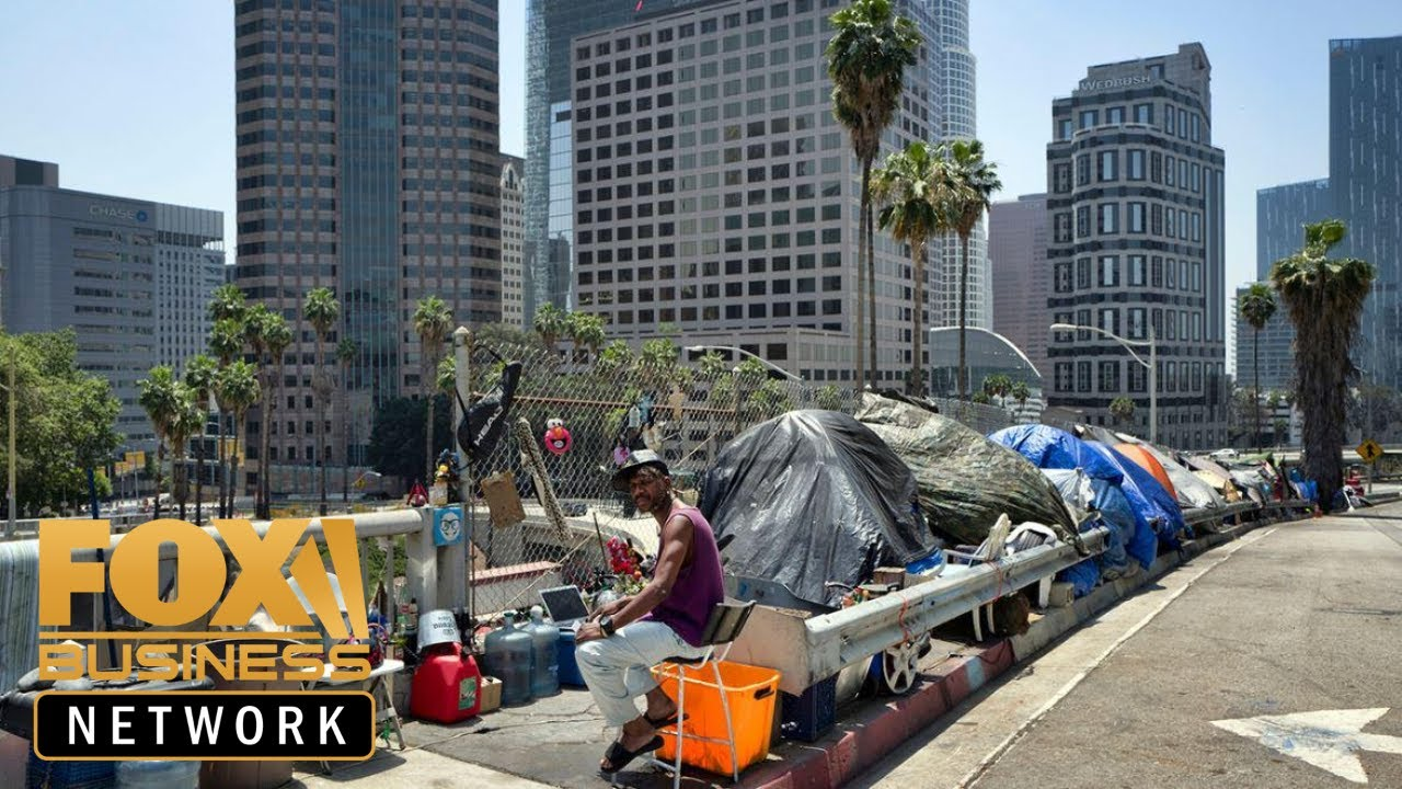 FOX News Trump aides visit California to study homelessness crisis