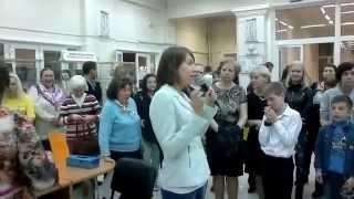 Подарок для библиотеки во Владимире