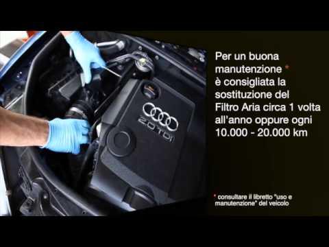Filtro Aria Motore Youtube