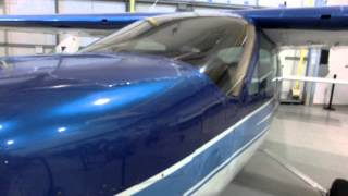 Cessna 177B Cardinal Airplane, 4065 were built between 1968-1978