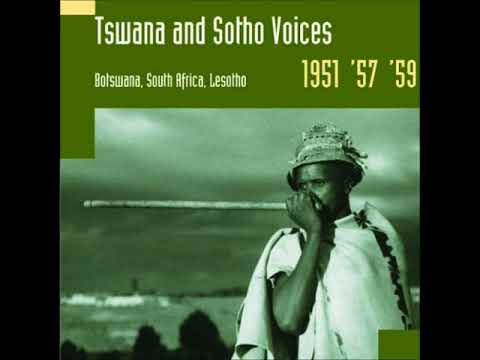 3 recordings of the lesiba from the 1950s