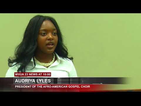 AFRO AMERICAN GOSPEL CHOIR HOSTS PARENT APPRECIATION CONCERT
