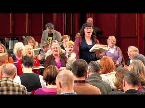 318 Present Joys - Second Ireland Sacred Harp Convention, 2012