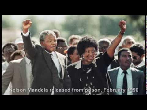 Nelson Rolihlahla Mandela, 1918 -- 2013