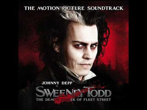 Sweeney Todd Soundtrack - Not While I'm Around
