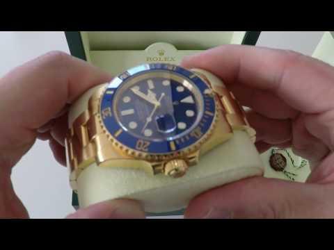 Rolex - 116618LB