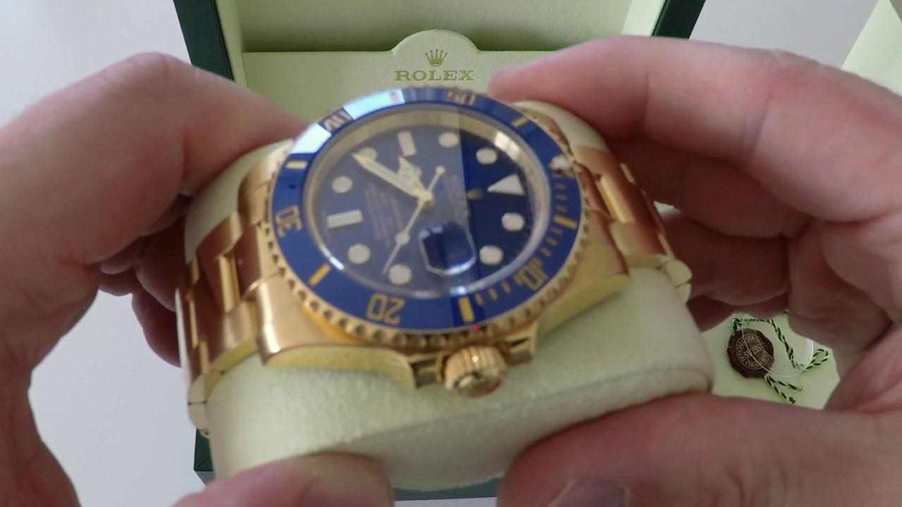 low cost 38726 ed0e4 Rolex - 116618LB