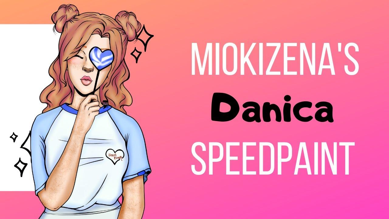 [Speedpaint] Danica