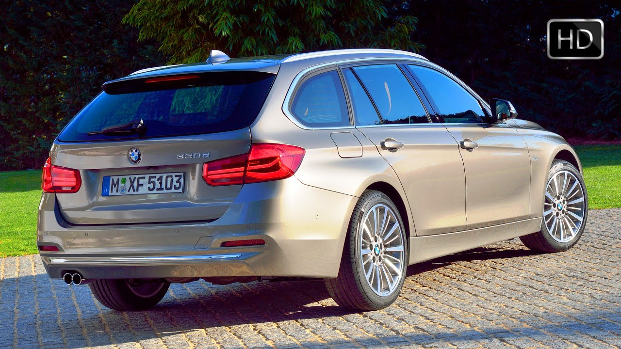 BMW Series Touring F Luxury Line Sport Wagon Facelift HD - Bmw 3 series diesel wagon