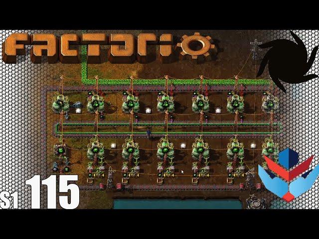 Factorio MP with NOG - S01E115 - New Nuclear Fuel Setup