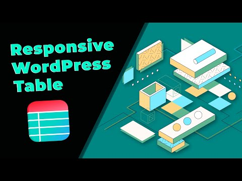 How to Create Responsive WordPress Tables Without Coding | Ninja Tables Tutorial