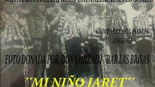 MÚSICA DE CARNAVAL-´´EL NIÑO JARET´´ ESTRENO 2017 ´´ORQUESTA SANTIAGO CASTILLO´´ thumbnail