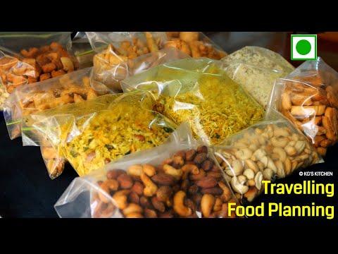 Abroad trip Food Planning | Meal prep trips | Travel Food Preparations | Instant Premix food recipe