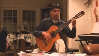 Ca Dao Mẹ - Classical Guitar
