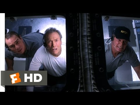 Space Cowboys (7/10) Movie CLIP - It's Arming Itself (2000) HD
