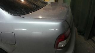 Устраняем призвуки в салоне Nissan Maxima