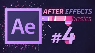 Уроки Adobe After Effects. Анимация слоев