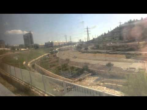 Entry to Malha Jerusalem train station   7