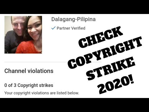 How To Check Copyright Claim 2020?  Your Copyright Violation Are Listed Below!