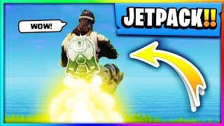 Fortnite Battle Royale - Hunt For The Jet Pack