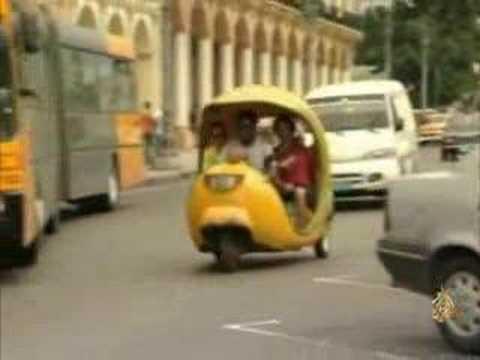 المواصلات في كوبا