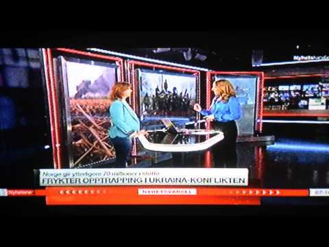 Det blir ikke fred i Ukraina med Petro Porosjenko som President – intervju til tv 2 youtube