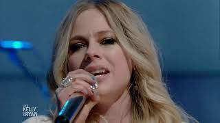 Avril Lavigne - Head Above Water (2.18.2019)(Live Kelly & Ryan 720p) Video