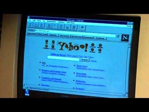 Internet Archive - Old Version of Websites