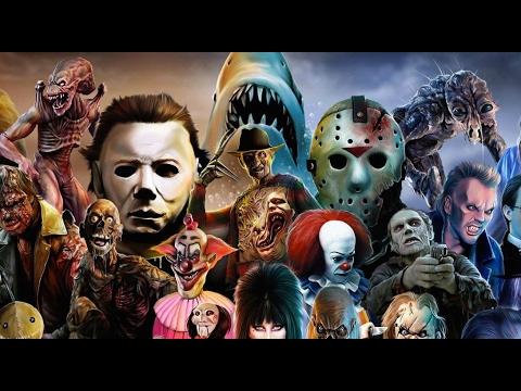 the many types of horror movie victims youtube