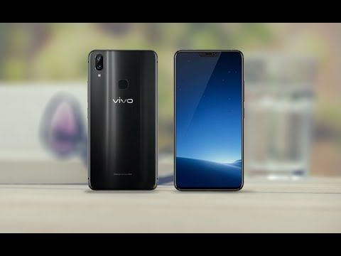Vivo X21i New Smartphone with 6GB Ram 2018