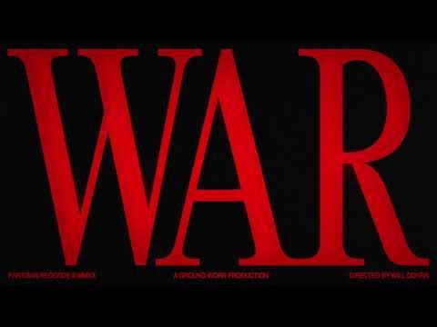 IDLES - WAR (Official Video)