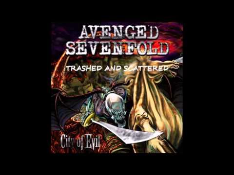 Avenged Sevenfold - Trashed and Scattered [Instrumental]