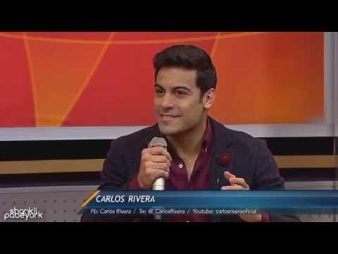 Carlos Rivera en Las Noticias Monterrey