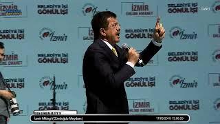 Cumhurbaşkanı Recep Tayyip ERDOĞAN ve Devlet BAHÇELİ   İzmir Mitingi (Gündoğdu Meydanı)