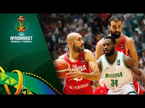 Nigeria v Tunisia - Full Game - Final - FIBA AfroBasket 2017